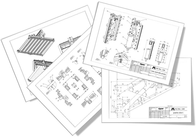 CAD Model – MAXMALI COM